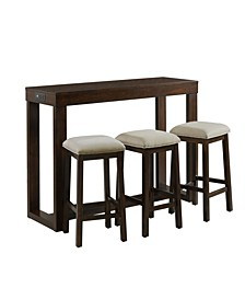 Drew Multipurpose Bar Table Set