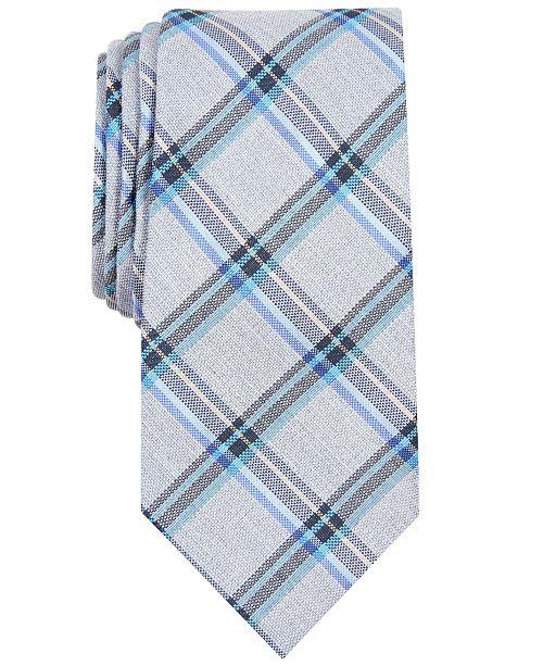 Perry Ellis Men's Rijkaard Plaid Tie