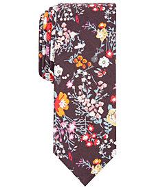 Penguin Men's Kelsey Skinny Floral Tie