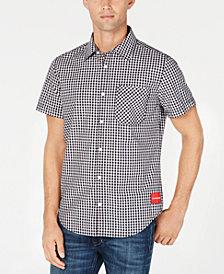 Calvin Klein Jeans Men's Gingham Shirt