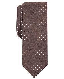 Penguin Men's Miller Skinny Dot Tie