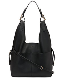 DKNY Wes 2-in-1 Hobo, Created for Macy's