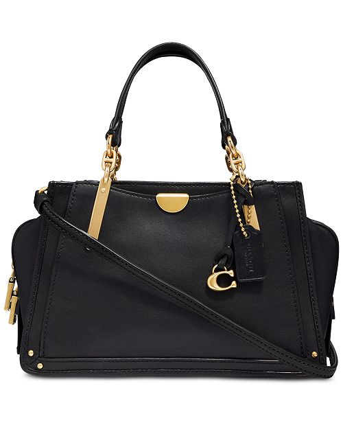COACH Dreamer 21 Satchel in Smooth Leather   Reviews - Handbags ... 29466894940d2