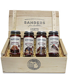 Sanders Dessert Topping Gift Crate