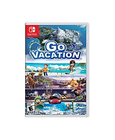 Nintendo Switch Go Vacation