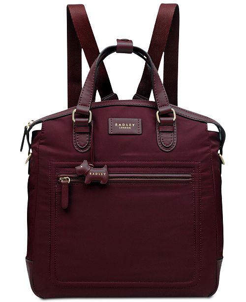 Radley London Spring Park Domed Backpack Handbags