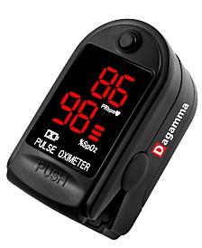 Dagamma Dp100 Oximeter - Black