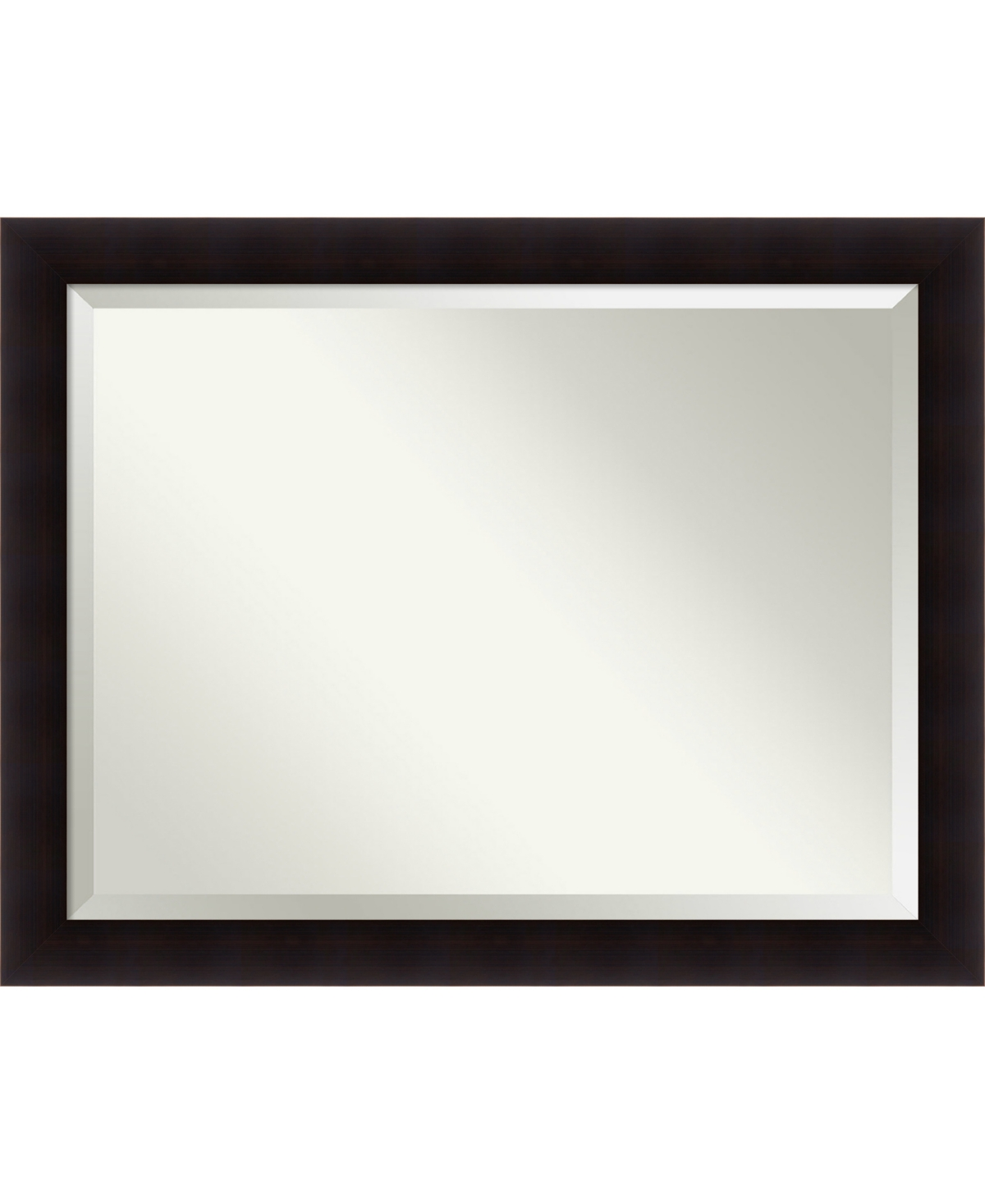 Amanti Art Portico 46x36 Bathroom Mirror