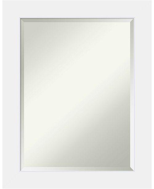 Amanti Art Corvino 23x29 Bathroom Mirror Reviews All Mirrors