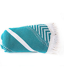 Case + Drift Octagonal Shaped Towel  for use as Beach Towel, Blanket or Scarf