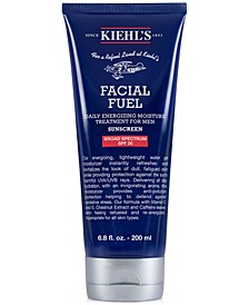 Facial Fuel Daily Energizing Moisture Treatment For Men SPF 20, 6.8-oz.