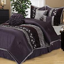 Nanshing Riley 7 Piece Comforter Set, Standard Size
