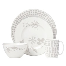 kate spade new york Spring Street 4 Piece Place Setting