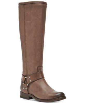 frye women\u0027s boots macy\u0027sfrye women\u0027s phillip harness boots