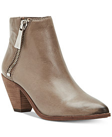 Frye Women's Lila Zip Booties