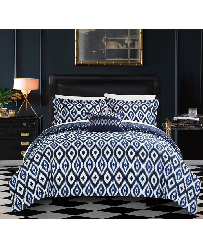 Chic Home - Normani 4-Pc. Duvet Cover Sets