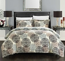 Chic Home Jerome 3-Pc. Duvet Cover Sets
