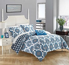 Cedar 4 Pc King Duvet Cover Set