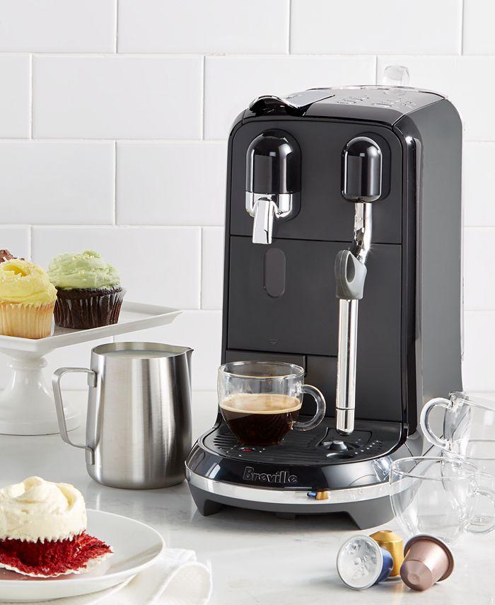 Breville - Nespresso Creatista Uno Espresso Maker