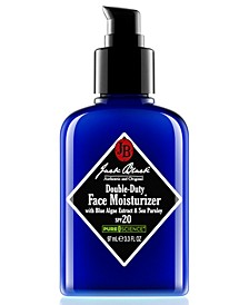 Double-Duty Face Moisturizer SPF 20 with Blue Algae Extract & Sea Parsley Collection