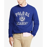 Ralph Lauren Men's Graphic Fleece Sweatshirt