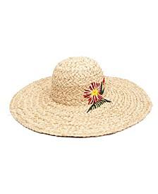 Lisa Wide Brim Sun Hat
