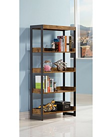 Koda Industrial Bookcase