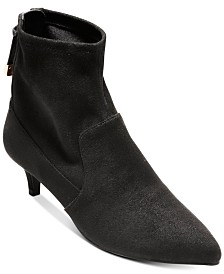 cea741c317e Circus by Sam Edelman Kirby Booties, Created For Macy's & Reviews ...