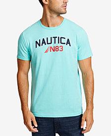 Nautica Men's Big Wave Graphic T-Shirt