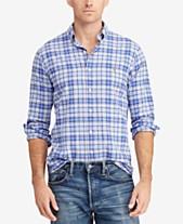 742dfd0c24cf Polo Ralph Lauren Men s Big   Tall Classic Fit Cotton Gingham Shirt