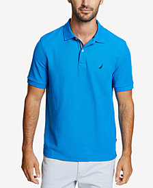 Nautica Mens Deck Polo