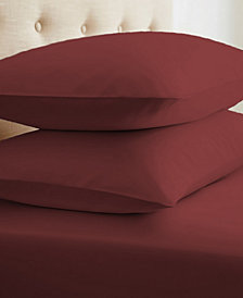 Home Collection Premium Ultra Soft 2 Piece Pillow Case Set, Standard