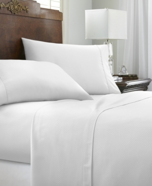 Expressed In Embossed by The Home Collection 4 Piece Bed Sheet Set, Full Bedding