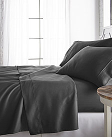 Home Collection 800 Thread Count 4 Piece Cotton Rich Sheet Set