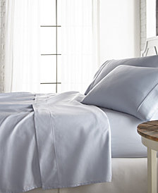 Home Collection 800 Thread Count Cotton Blend Queen Sheet Set, 4-Piece