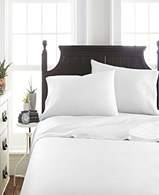 Home Collection Premium 4 Piece Luxury Bed Sheet Set, Cal King