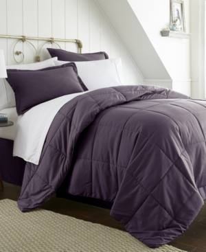 A Beautiful Bedroom 6 Piece Bed in a Bag Set by The Home Collection, Twin Bedding