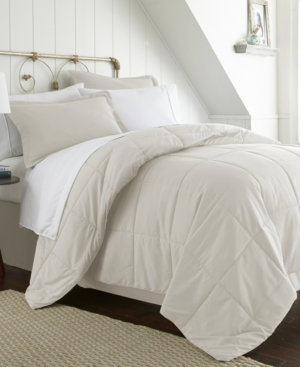 A Beautiful Bedroom 8 Piece Bed in a Bag Set by The Home Collection, Cal King Bedding