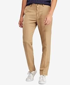 Polo Ralph Lauren Men's Classic Fit Linen-Blend Pants