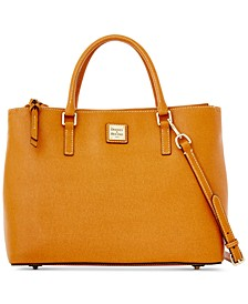 Saffino Willa Zip Satchel