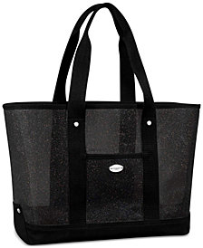 Receive a Complimentary Tote Bag with any large spray purchase from the Coach Women's Fragrance Collection