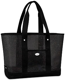 Receive a Free Tote Bag with any large spray purchase from the Coach Women's Fragrance Collection