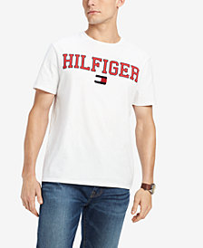 Tommy Hilfiger Men's Collegiate Logo Graphic T-Shirt