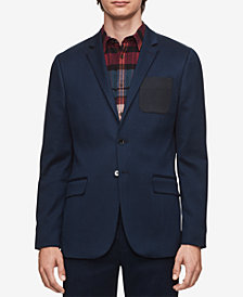 Calvin Klein Men's Patch Pocket Slim-Fit Blazer