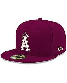 Los Angeles Angels Re-Dub 59FIFTY Fitted Cap