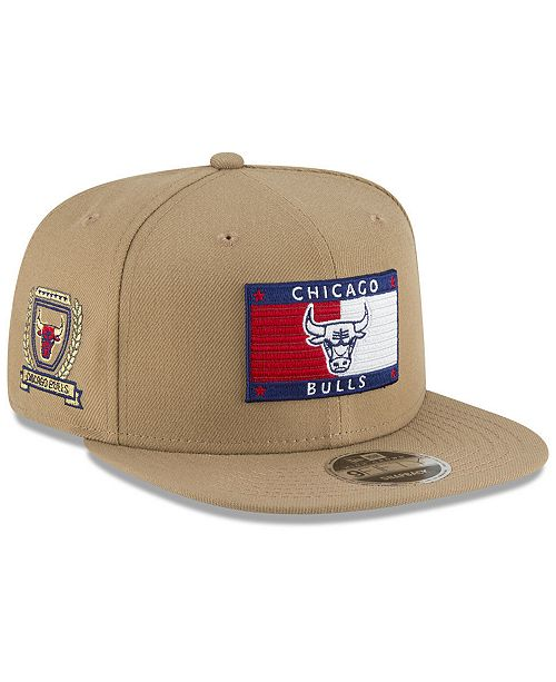 47f2ce54e21 ... Snapback Cap  New Era Chicago Bulls 90 s Throwback Collection 9FIFTY  Snapback ...