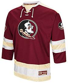 Colosseum Men's Florida State Seminoles Fashion Hockey Jersey