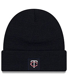 New Era Minnesota Twins Sport Knit Hat