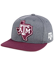 adidas Texas A&M Aggies Stadium Performance Snapback Cap