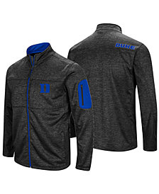 Colosseum Men's Duke Blue Devils Glacier Full-Zip Jacket